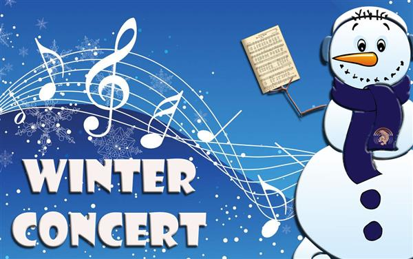 Winter Concerts graphic