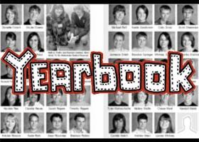 Yearbook graphic