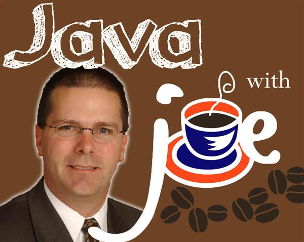 jave with Joe Graphic