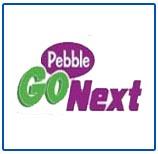 Pebble Go Next graphic