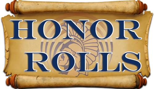 Honor Rolls graphic