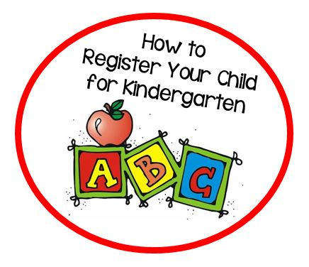 How to Register for Kindergarten