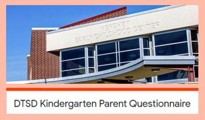 K Parent Questionnaire